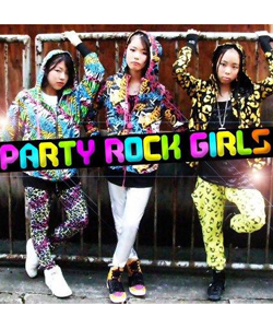 PARTY ROCK GIRLS
